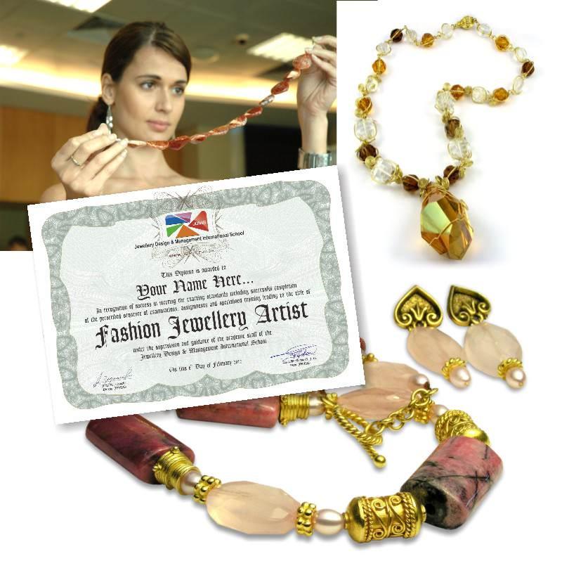 Fashion Jewellery Design Diploma