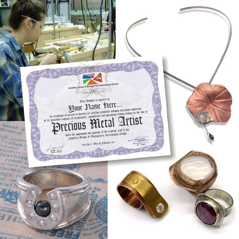 Precious Metal Arts Diploma