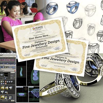 Fine Jewellery Design Diploma