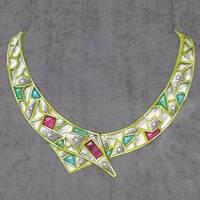 Presentation and Layout of Jewellery Designs (JD400)
