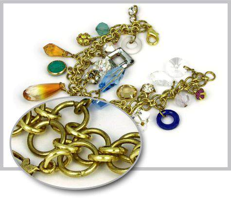 4. Chain Maille Jewellery