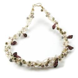 Wire Crochet for Jewellery