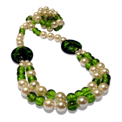 One-to-Two/One-to-Many strand style Necklaces